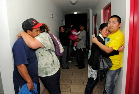 Chile earthquake: Hawaii tsunami alert issued after quake hits Iquique
